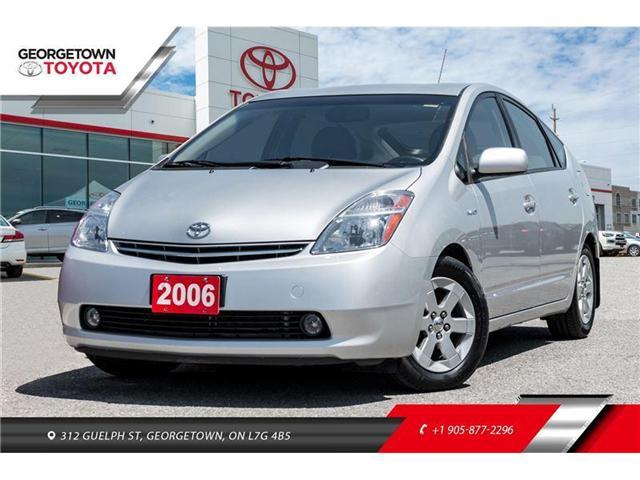 2006 Toyota Prius Base (Stk: 6-37599) in Georgetown - Image 1 of 19