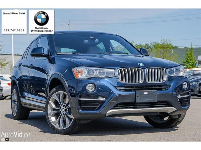 2017 BMW X4 xDrive28i (Stk: 33747A) in Kitchener - Image 1 of 22