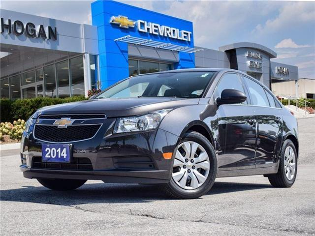2014 Chevrolet Cruze 1LT (Stk: A369609) in Scarborough - Image 1 of 22