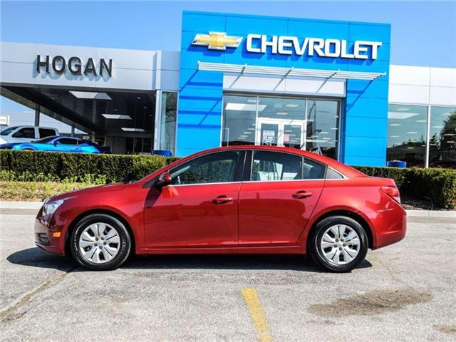 2014 Chevrolet Cruze 1LT (Stk: WN392614) in Scarborough - Image 2 of 22