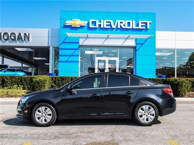 2015 Chevrolet Cruze 1LT (Stk: WN243656) in Scarborough - Image 2 of 26