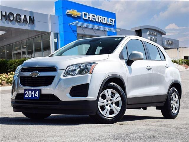 2014 Chevrolet Trax LS (Stk: A225944) in Scarborough - Image 1 of 21
