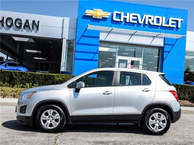 2014 Chevrolet Trax LS (Stk: A225944) in Scarborough - Image 2 of 21
