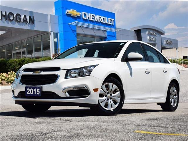 2015 Chevrolet Cruze 1LT (Stk: WN286204) in Scarborough - Image 1 of 27