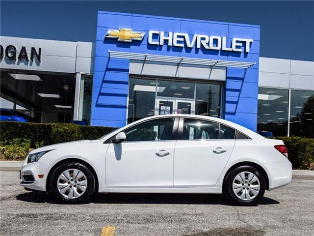 2015 Chevrolet Cruze 1LT (Stk: WN286204) in Scarborough - Image 2 of 27