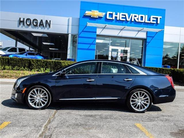 2017 Cadillac XTS Platinum (Stk: A119289) in Scarborough - Image 2 of 28