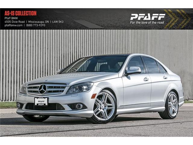 2009 Mercedes-Benz C-Class Base (Stk: 20676A) in Mississauga - Image 1 of 21