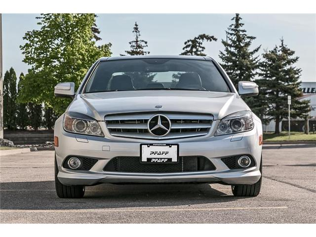 2009 Mercedes-Benz C-Class Base (Stk: 20676A) in Mississauga - Image 2 of 21
