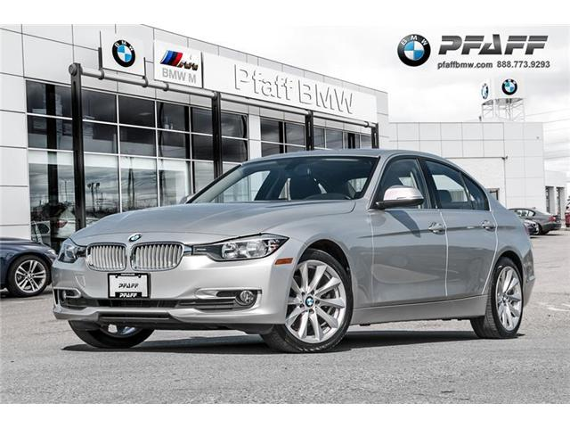 2014 BMW 320i xDrive (Stk: U4864) in Mississauga - Image 1 of 16