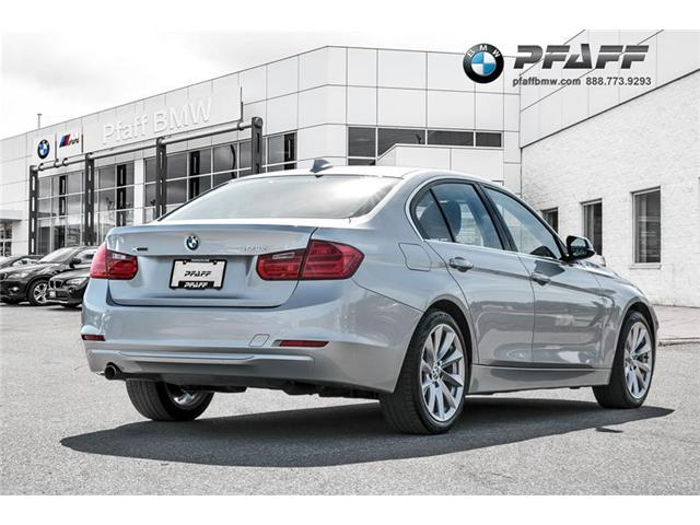2014 BMW 320i xDrive (Stk: U4864) in Mississauga - Image 2 of 16