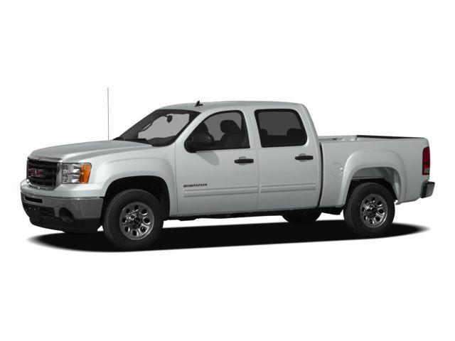 Used 2010 GMC Sierra 1500 SL  - Coquitlam - Eagle Ridge Chevrolet Buick GMC