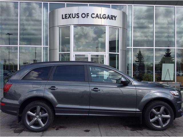 2015 Audi Q7 3.0T Vorsprung Edition (Stk: 3803A) in Calgary - Image 1 of 19