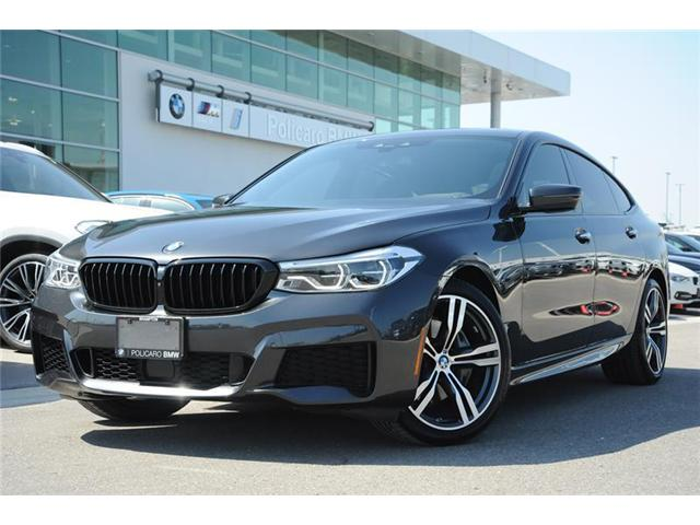 2018 BMW 640 Gran Turismo i xDrive (Stk: 8J99416) in Brampton - Image 1 of 16
