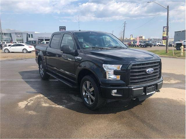 2017 Ford F-150  (Stk: 3507) in Thunder Bay - Image 1 of 17