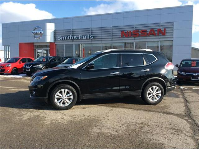 2015 Nissan Rogue S (Stk: 17-050A) in Smiths Falls - Image 1 of 11