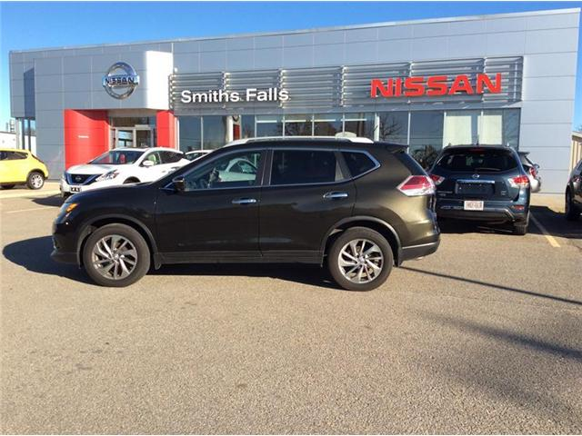 2014 Nissan Rogue SL (Stk: 17-337A) in Smiths Falls - Image 1 of 13
