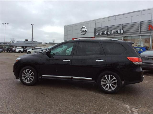 2016 Nissan Pathfinder SL (Stk: 17-515A) in Smiths Falls - Image 2 of 13