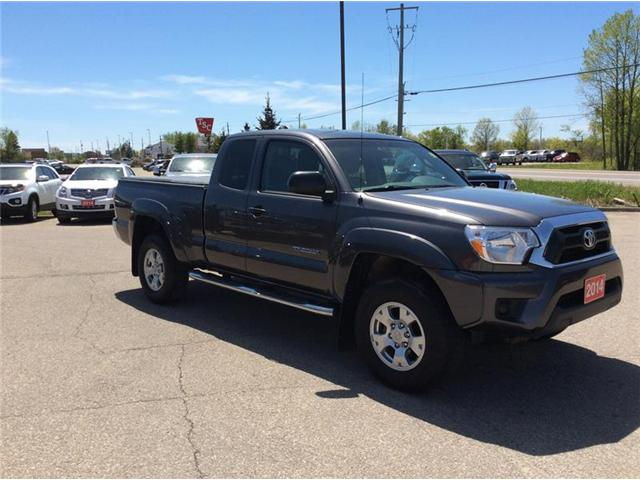 2014 Toyota Tacoma Base (Stk: 18-013A) in Smiths Falls - Image 6 of 12