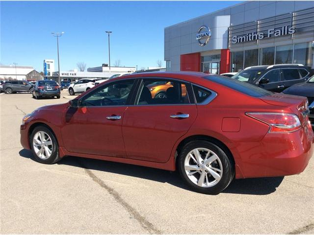 2014 Nissan Altima 2.5 SV (Stk: 18-022A) in Smiths Falls - Image 1 of 13