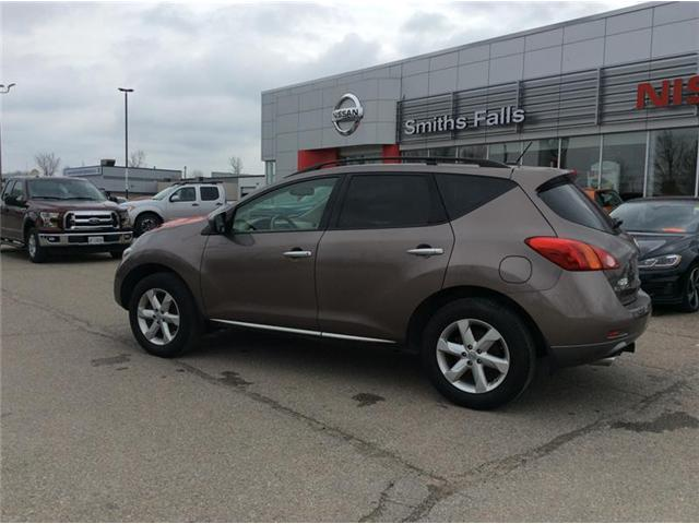 2010 Nissan Murano SL (Stk: 18-036A) in Smiths Falls - Image 2 of 13