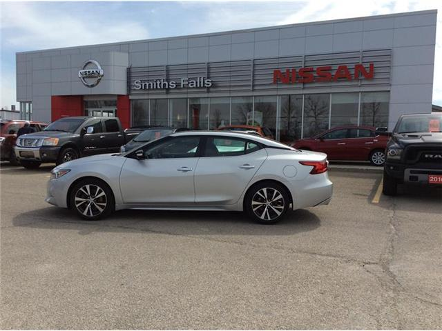 2016 Nissan Maxima Platinum (Stk: 18-068A) in Smiths Falls - Image 1 of 11