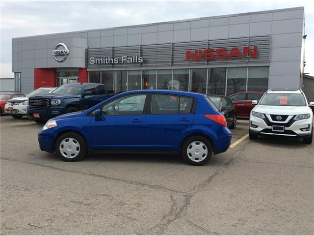 2009 Nissan Versa 1.8S (Stk: 18-070A) in Smiths Falls - Image 1 of 9