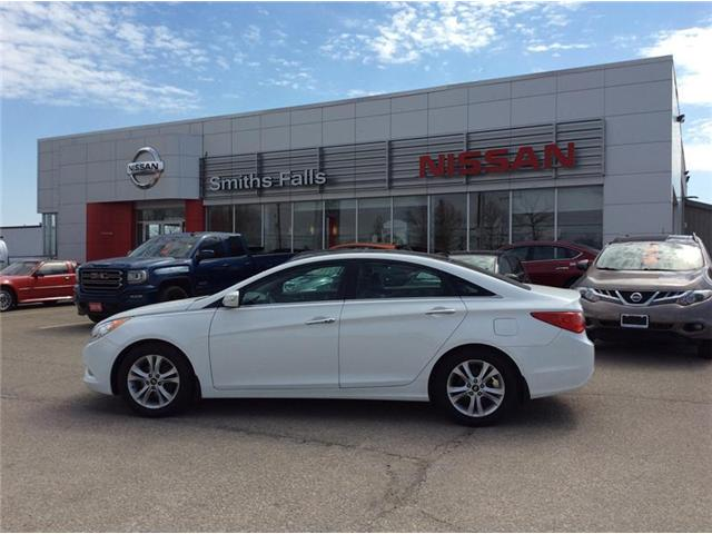 2013 Hyundai Sonata Limited (Stk: 18-136A) in Smiths Falls - Image 1 of 12