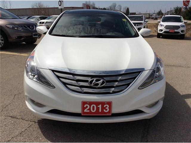 2013 Hyundai Sonata Limited (Stk: 18-136A) in Smiths Falls - Image 4 of 12