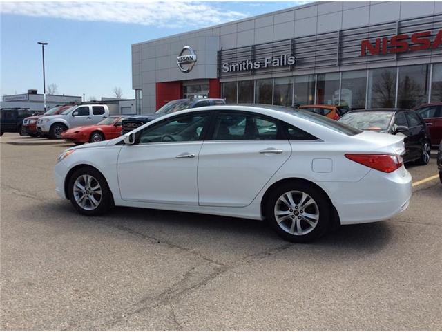 2013 Hyundai Sonata Limited (Stk: 18-136A) in Smiths Falls - Image 9 of 12