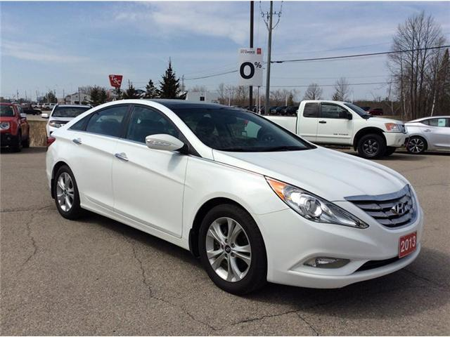 2013 Hyundai Sonata Limited (Stk: 18-136A) in Smiths Falls - Image 10 of 12