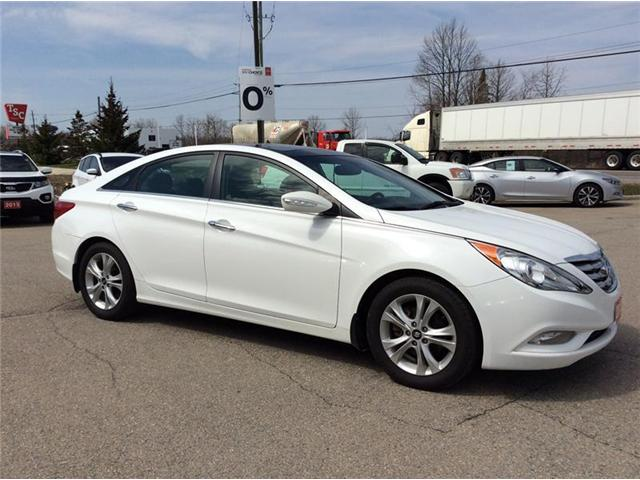 2013 Hyundai Sonata Limited (Stk: 18-136A) in Smiths Falls - Image 12 of 12