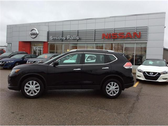 2015 Nissan Rogue S (Stk: P1912) in Smiths Falls - Image 1 of 13