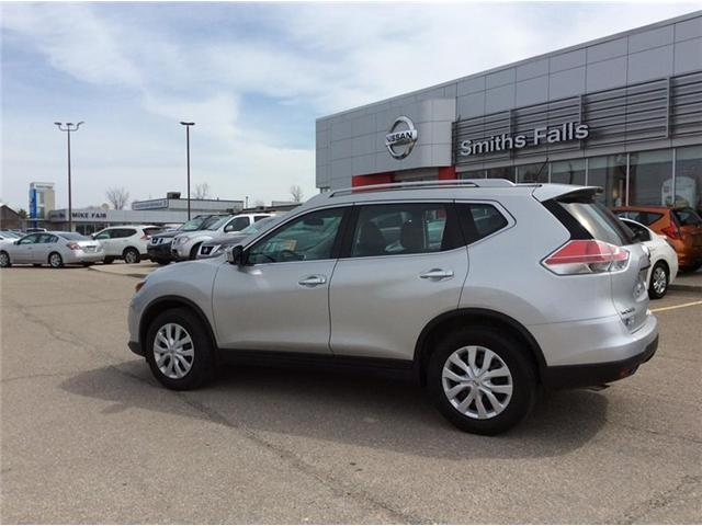 2016 Nissan Rogue S (Stk: P1918) in Smiths Falls - Image 1 of 13