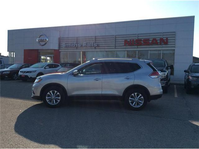 2016 Nissan Rogue SV (Stk: P1919) in Smiths Falls - Image 1 of 11