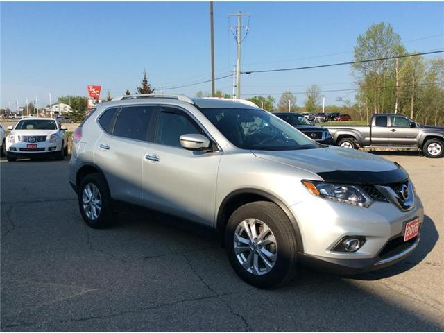 2016 Nissan Rogue SV (Stk: P1919) in Smiths Falls - Image 2 of 11