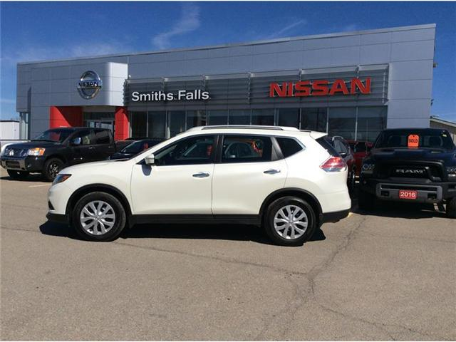 2015 Nissan Rogue S (Stk: P1921) in Smiths Falls - Image 1 of 13