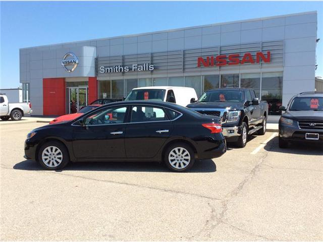 2017 Nissan Sentra 1.8 S (Stk: P1927) in Smiths Falls - Image 1 of 14