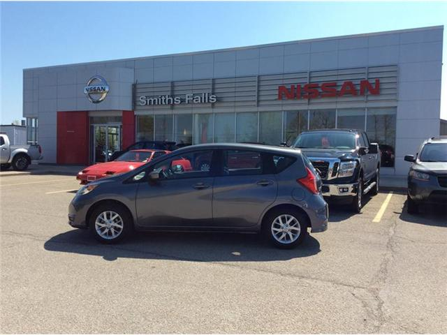 2017 Nissan Versa Note 1.6 SV (Stk: P1928) in Smiths Falls - Image 1 of 13