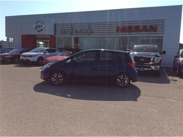 2017 Nissan Versa Note 1.6 SR (Stk: P1929) in Smiths Falls - Image 1 of 13