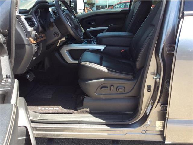 2017 Nissan Titan SL (Stk: P1932) in Smiths Falls - Image 8 of 13