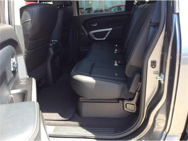 2017 Nissan Titan SL (Stk: P1932) in Smiths Falls - Image 9 of 13