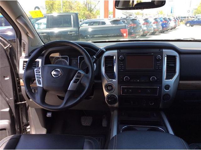 2017 Nissan Titan SL (Stk: P1932) in Smiths Falls - Image 10 of 13