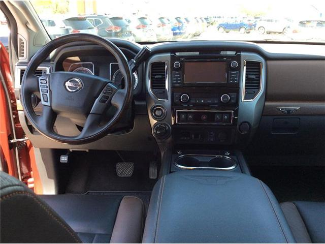 2017 Nissan Titan XD Platinum Reserve Gas (Stk: P1933) in Smiths Falls - Image 9 of 12