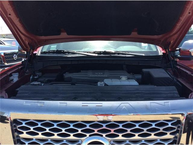 2017 Nissan Titan XD Platinum Reserve Gas (Stk: P1933) in Smiths Falls - Image 10 of 12
