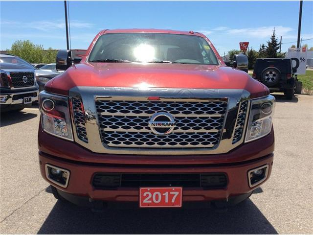2017 Nissan Titan XD Platinum Reserve Gas (Stk: P1933) in Smiths Falls - Image 12 of 12