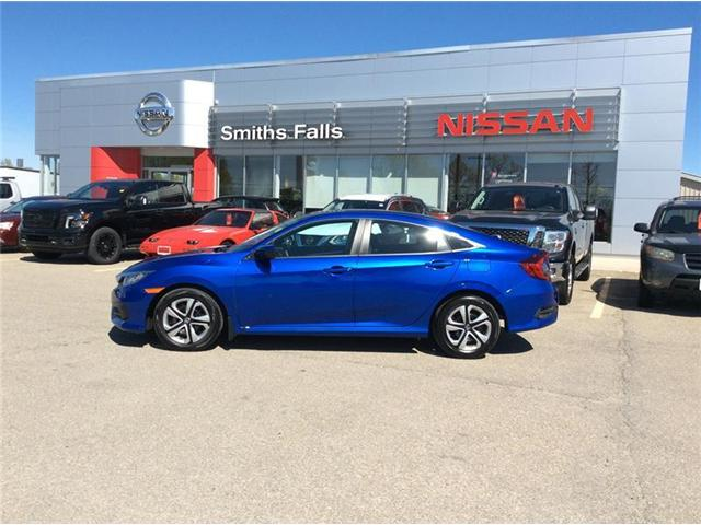 2017 Honda Civic LX (Stk: P1934) in Smiths Falls - Image 1 of 12