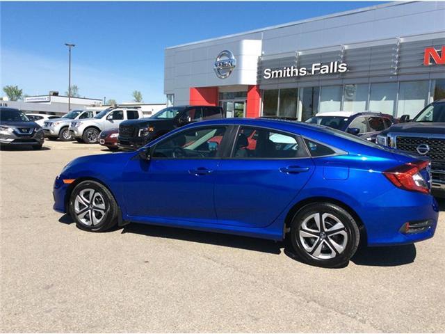 2017 Honda Civic LX (Stk: P1934) in Smiths Falls - Image 2 of 12