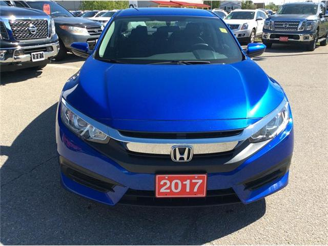 2017 Honda Civic LX (Stk: P1934) in Smiths Falls - Image 6 of 12
