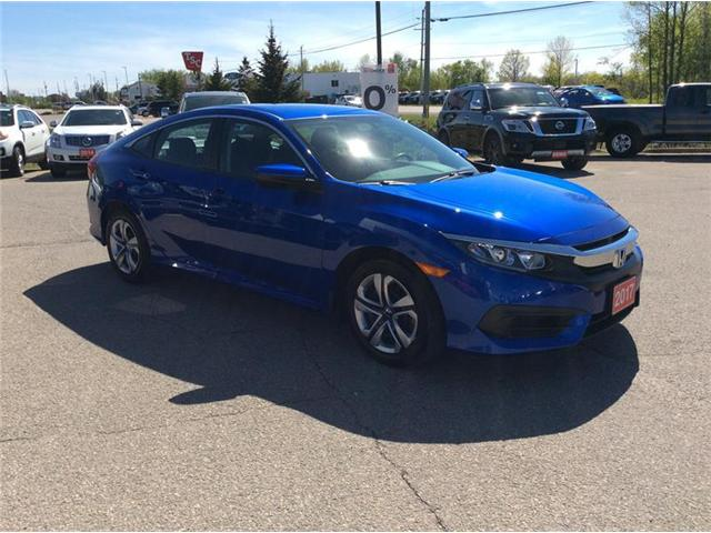 2017 Honda Civic LX (Stk: P1934) in Smiths Falls - Image 8 of 12
