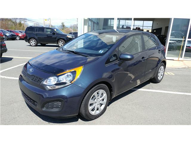 2015 Kia Rio LX+ (Stk: U0260) in New Minas - Image 1 of 17